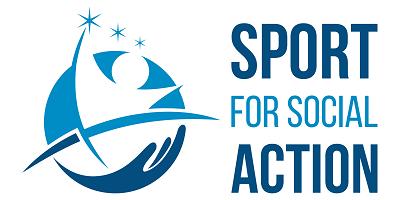 Sport for Social Action logo