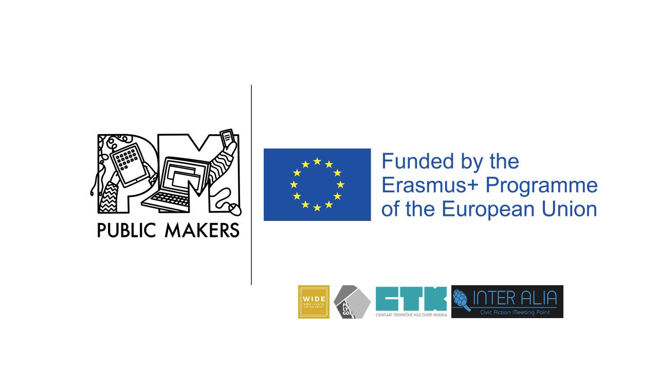 Public Makers Logo