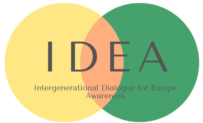 Intergenerational Dialogue for European Awareness logo