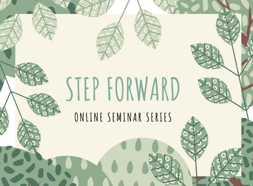 Step forward resources and media for sustainability