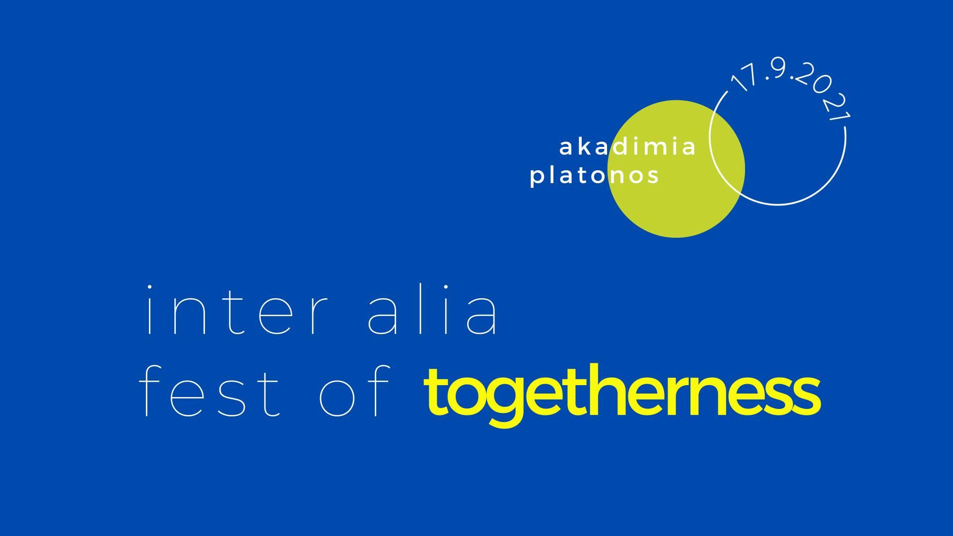 Fest of togetherness